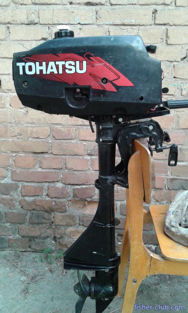 моторы tohatsu в форумах