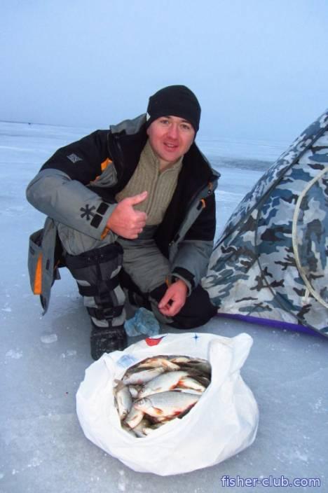 рыбалка в кременчуге и его