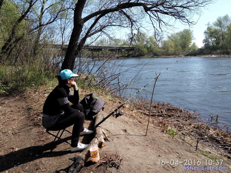 отчеты о рыбалке клин