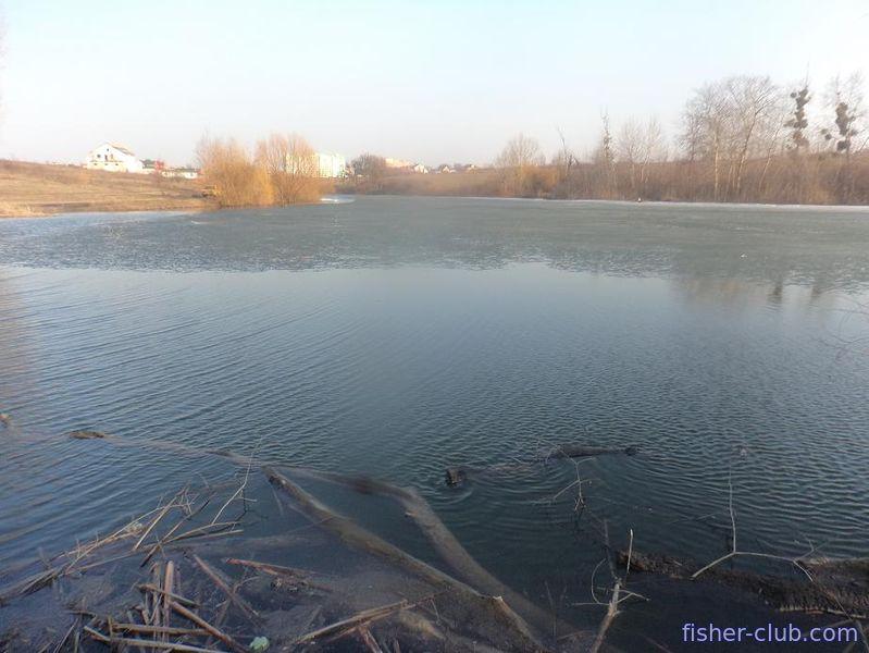 рыбалка луганск с.донец