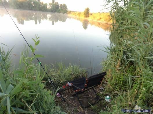 полтавские водоемы для рыбалки