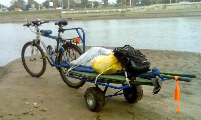 какие для рыбалки велосипеды хорошие